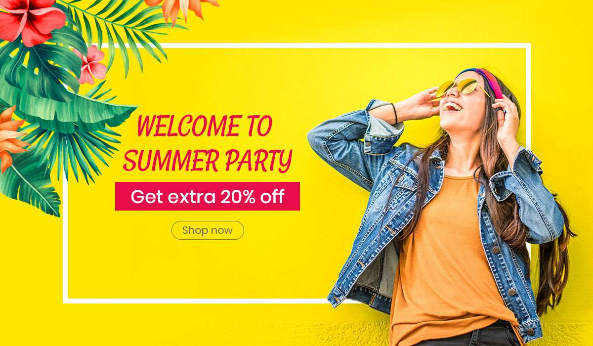 Welcome to Summer Party